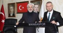 MANISASPOR - AK Parti İl Başkanı Hızlı'yı Maça Davet Ettiler
