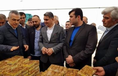 AK Partili Mustafa Savaş'tan Ör-Koop'ta İncelemelerde Bulundu