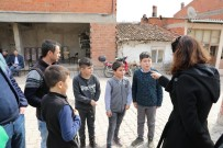 DEPREM BÖLGESİ - Akhisar'da Depremzede Çocuklara Psikolojik Destek