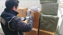 GÜNEŞ GÖZLÜĞÜ - Aksaray'da 18 Bin Adet Kaçak Güneş Gözlüğü Ele Geçirildi