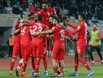 SİNAN GÜMÜŞ - Antalyaspor Deplasmanda Gülüyor