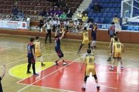 GÜREŞ - Basketbol Grup Müsabakaları Aydın'da Başladı