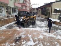 SIBIRYA - Bayburt'ta Ekiplerin Kar, Buz Mücadelesi