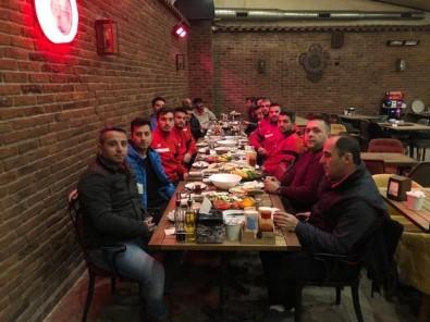 Bilecik Esnafından Bilecikspor'a Moral Yemeği