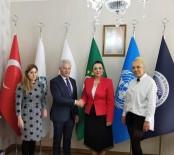 MALTA - Büyükelçi Vassallo'dan, ULUSKON Bünyesindeki İş Adamlarına Yatırım Daveti