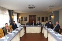 ALİ ORKUN ERCENGİZ - CHP'li Belediye Başkanlarının Toplantısı Sona Erdi