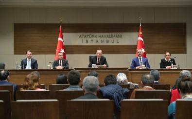 Cumhurbaşkanı Erdoğan: 46 rejim hedefi 122 fırtına obüsü, 100 havan mühimmatı ile vuruldu