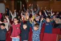 ÇOCUK ŞENLİĞİ - DÜ Hastanesi'nde Çocuk Şenliği Etkinliği