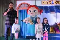Elif'in Düşleri Müzikaline Çocuklar Akın Etti
