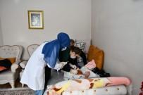 KAN ŞEKERİ - Esenyurt Belediyesinin Evde Ücretsiz Sağlık Hizmeti Devam Ediyor
