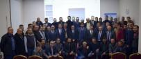 MIMARSINAN - Hizmet-İş Sendikası Erciyes A.Ş. Çalışanları İle Bir Araya Geldi