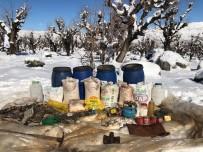 KOMANDO - Kapan Operasyonunda 180 Kilo Amonyum Nitrat Ele Geçirildi