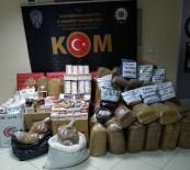 ELEKTRONİK SİGARA - Kastamonu'da KOM Ekiplerinden Kaçakçılık Operasyonu