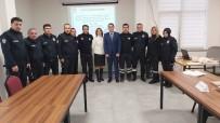KAN ŞEKERİ - Kırıkkale Zabıtasına İlk Yardım Eğitimi