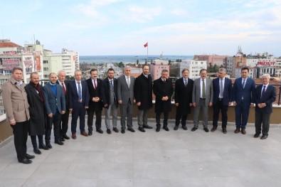 Kültür Ve Turizm Bakan Yardımcısı Demircan, Samsun'da Projeleri İnceledi