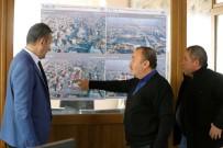 İBRAHIM PAŞA - Merkez Kentsel Dönüşüm Projesi İçin Hisse Sahipleri İle Görüşmelere Başlandı