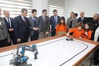 SÜLEYMAN ARSLAN - Şehit Akif Altay Ortaokulunda Yazılım Ve Tasarım Atölyesi Açıldı