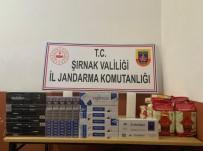 ELEKTRONİK SİGARA - Şırnak'ta Kaçakçılık Ve Terör Operasyonu Açıklaması 85 Gözaltı