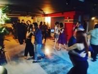 KONSEPT - Tango Yaparak Kadına Şiddete 'Hayır' Dediler