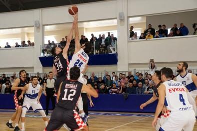 Türkiye Basketbol 2. Ligi Açıklaması Çorlu Belediyesi Açıklaması 81 - Nazilli Belediyesi Açıklaması 58