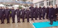 KURBAN KESİMİ - Yozgat'ta 19 Komiser Yardımcısı Göreve Başladı