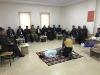 Eleşkirt'te Kurum Müdürlerine Koronavirüs Eğitimi Verildi
