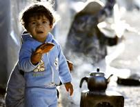 KÜÇÜK KIZ - İki milyon Suriyeli çocuk okula gidemiyor