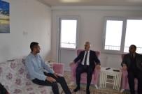 Isparta Valisi'nden İdlib Gazisine Ziyaret