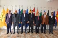 MHP Milletvekillerinden Başkan Bıyık'a Ziyaret