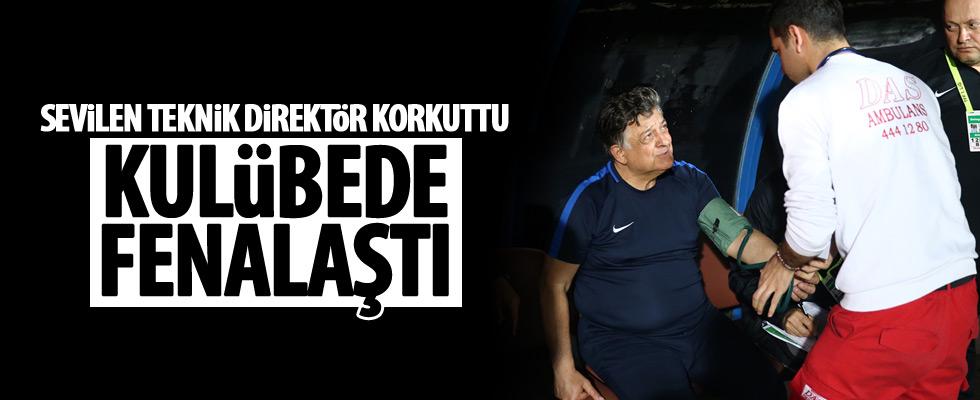 Akhisarspor Teknik Direktörü Yılmaz Vural korkuttu