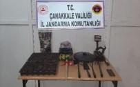 Çanakkale'de Yasa Dışı Kenevir Ekimine Operasyon
