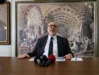 KAPALI ÇARŞI - Kapalı Çarşı yönetiminden korona virüs iddialarına yanıt
