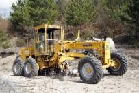 Kastamonu'da İş Makinesi Kazası Açıklaması 1 Ölü