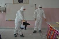 Okullarda Korona Virüsü Önlemi