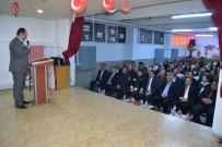 Alaçam'da Mehmet Akif Ersoy Anıldı