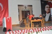 Ayvacık'ta İstiklal Marşı'nın Kabulünün 99. Yıl Dönümü Kutlandı