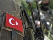 BOMBALI SALDIRI - Barış Pınarı bölgesinde 1 askerimiz şehit oldu