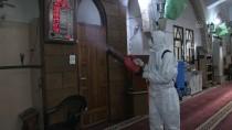 İSLAMİ CİHAD - Gazze'de dezenfekte çalışmaları hız kazandı