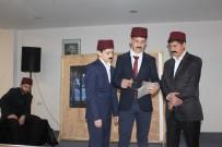 Manyas'ta İstiklal Marşının Kabulü Törenle Anıldı