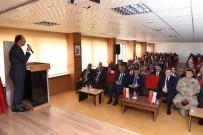Şanlıurfa'da 'Mehmet Akif Ersoy' Anma Töreni
