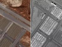 FUTBOL SAHASI - Washington Post, 'İran'da Kovid-19 toplu mezarlarına ait olduğunu' iddia ettiği görüntüler yayımladı