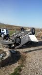 Kırşehir'de Kaza Açıklaması 1 Yaralı
