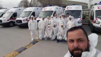 Düzce 112 Ve UMKE Ekibi De Ankara'ya Görevlendirildi