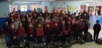 KASDER Arnavutköy Şubesinden Köy Okuluna Yardım