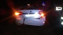 Şarampole Devrilen Otomobilin Sürücüsü Hayatını Kaybetti