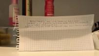 KANUNİ SULTAN SÜLEYMAN - Yurttan çıkan öğrenciden duygulandıran not