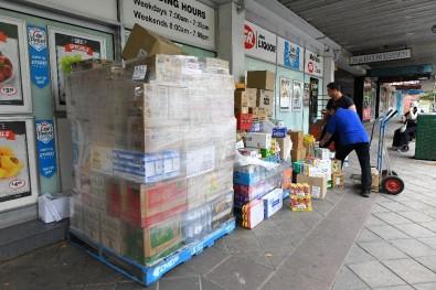 Avustralya'da acil durum ilan edildi