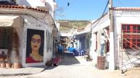 Bozcaada'da Korona Virüs Önlemi