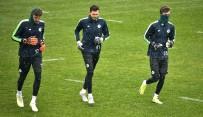KONYASPOR - Konyaspor, Gençlerbirliği Maçının Hazırlıklarını Sürdürdü