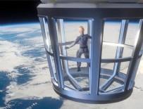 UZAY İSTASYONU - NASA'nın 'uzay otelinin' konaklama fiyatı belli oldu